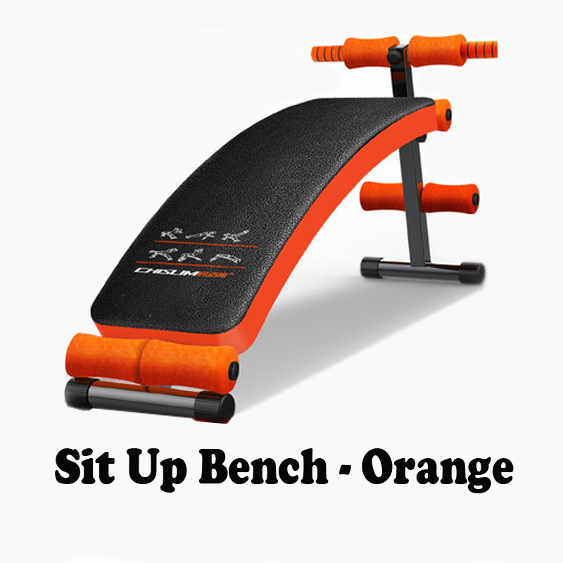 Curved Sit Up Bench