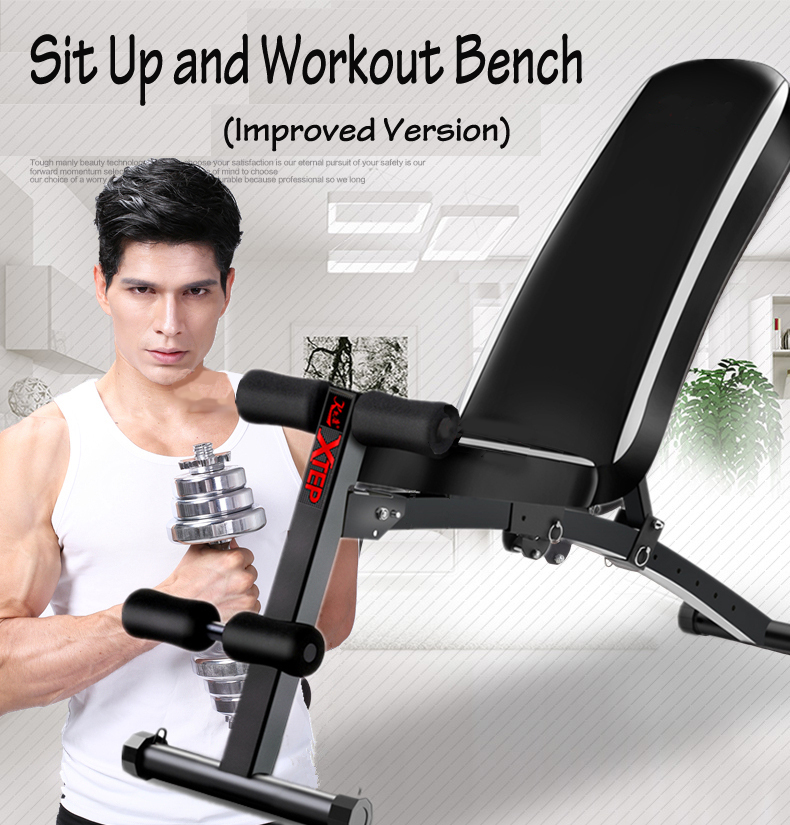 Incline and Decline Bench